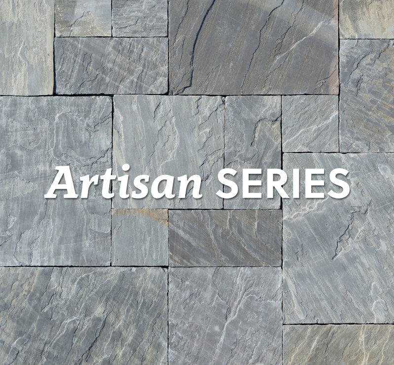 Products In Our Artisan Series Feature Natural Cleft Tops And Hand Cut  Rockfaced Edges, Capturing The Essence Of A Traditional Natural Flagstone  Patio Or ...